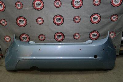 Бампер задний Chevrolet Aveo T300 Hatcback (2011--)