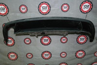 Юбка заднего бампера Volkswagen Passat B7 (2011-2015)