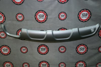 Юбка заднего бампера Hyundai Santa Fe 3