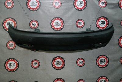 Юбка заднего бампера Kia Rio 3