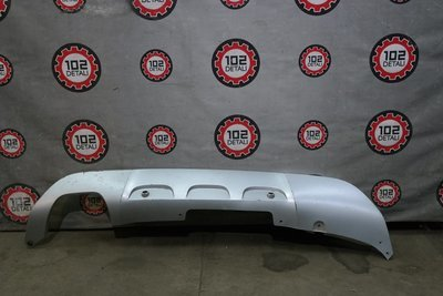 Накладка заднего бампера BMW X1 E84