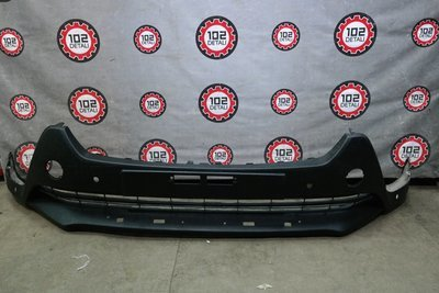 Юбка переднего бампера Toyota RAV 4
