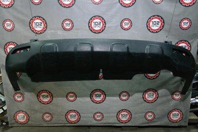 Задний бампер Honda CR-V 3