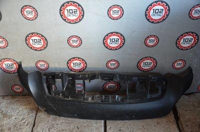 Юбка заднего бампера BMW X6 E71