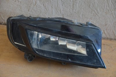 Audi A4 B8 8K Фара противотуманная левая