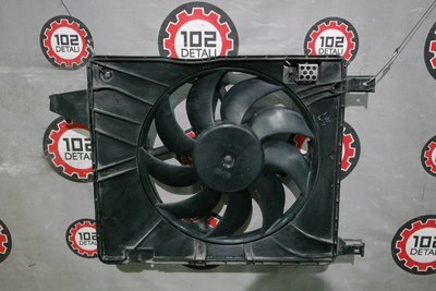 Вентилятор охлаждения Nissan Qashqai J10