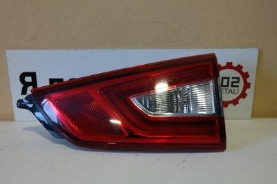 Фонарь правый внутренний Nissan Qashqai (J11)