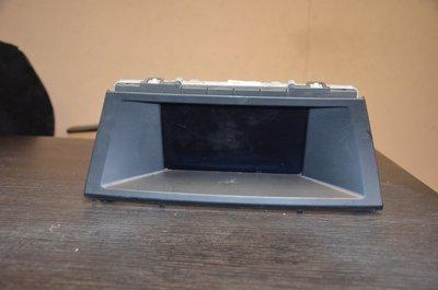 Дисплей информационный BMW X6 71 X5 E70