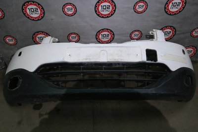 Бампер передний Nissan Qashqai J10 Рестайлинг