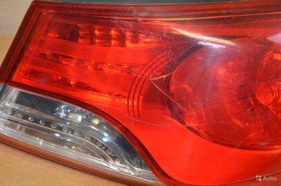 Фонарь правый Hyundai Elantra