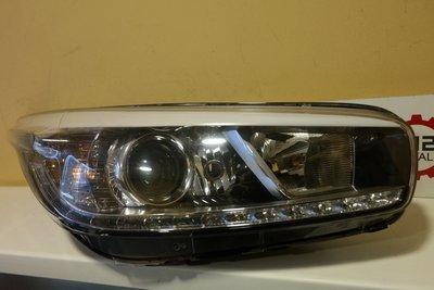 Фара правая Kia Ceed 2 Galogen + дхо LED
