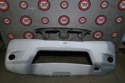Бампер передний Nissan Terrano 3