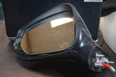 Зеркало левое Lexus NX 14 контактов