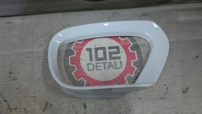 Накладка заднего бампера левая, BMW  X6.
