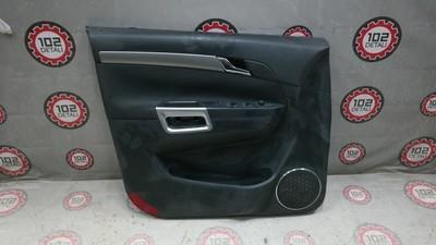 Обшивка двери передней левой для Opel Antara 2007>