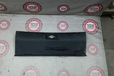 Накладка багажного отделения Hyundai solaris