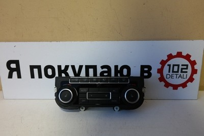 Блок управления отопителем Volkswagen Golf/Tiguan