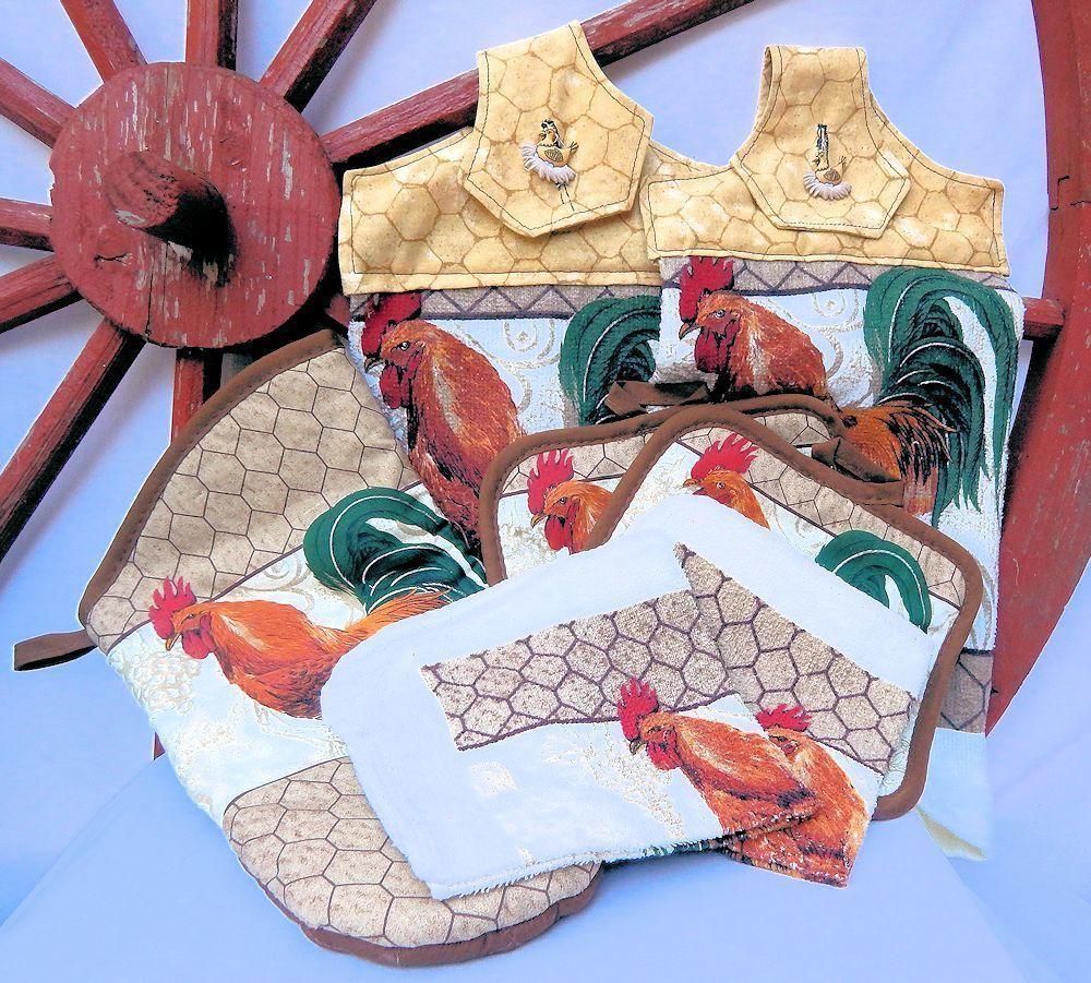 Chicken Kitchen Set