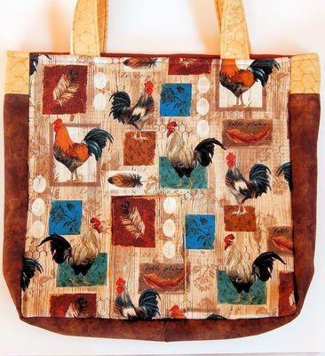 Chicken - One-Of-A Kind Designer bag