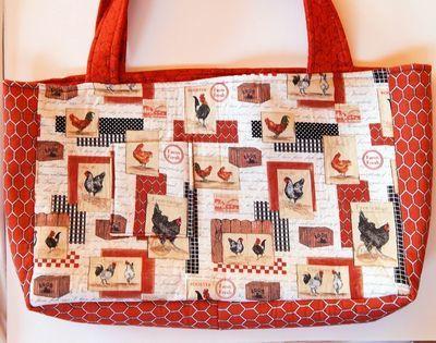 Orange Chicken Wire - One-Of-A Kind Designer Bag