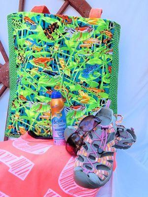 Frog - One-of-a-Kind Designer Bag
