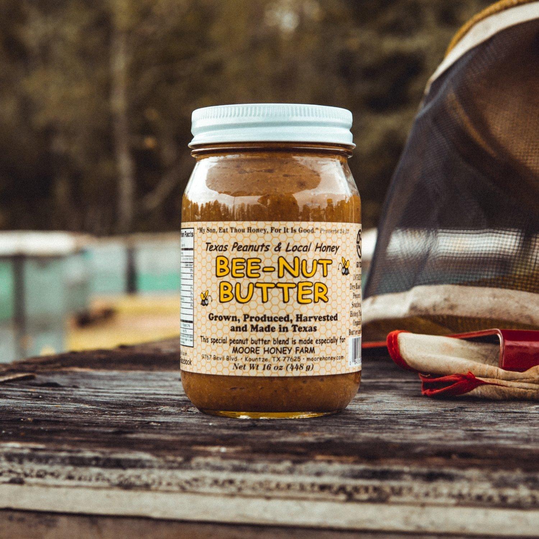 Bee-nut Butter