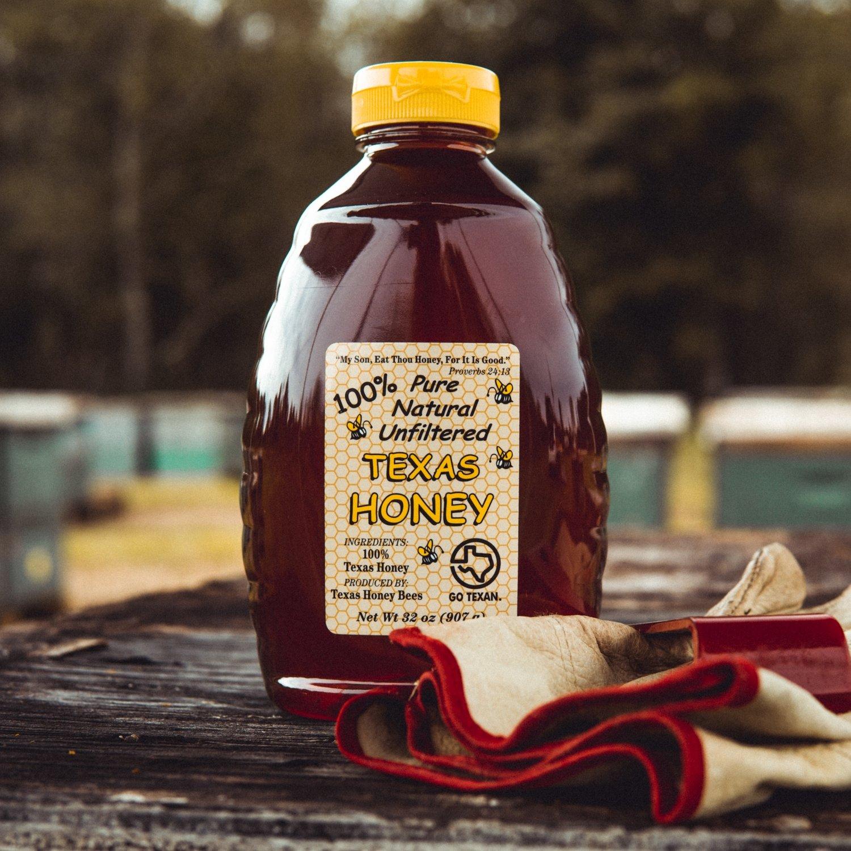 Texas Honey 32oz