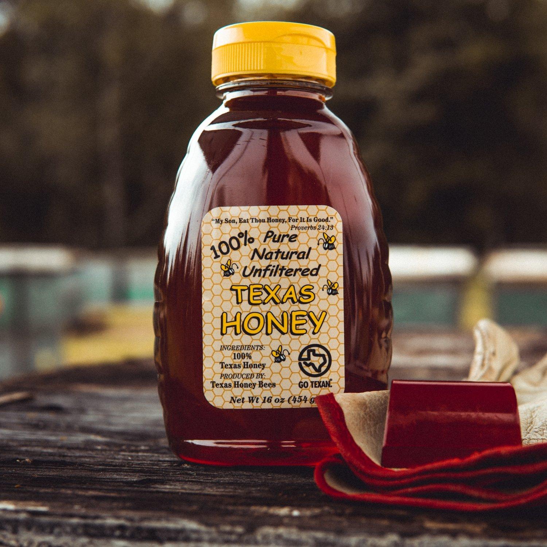 Texas Honey 16oz