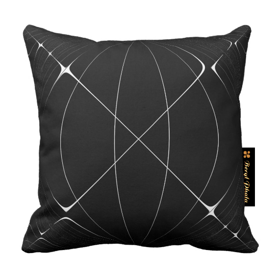 Monochrome Cushion - 2
