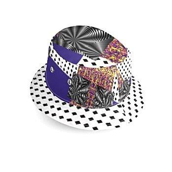 Eclectic Bucket Hat