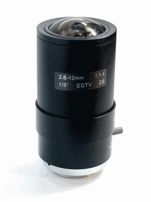 2.8-12mm f/1.4 zoom lens