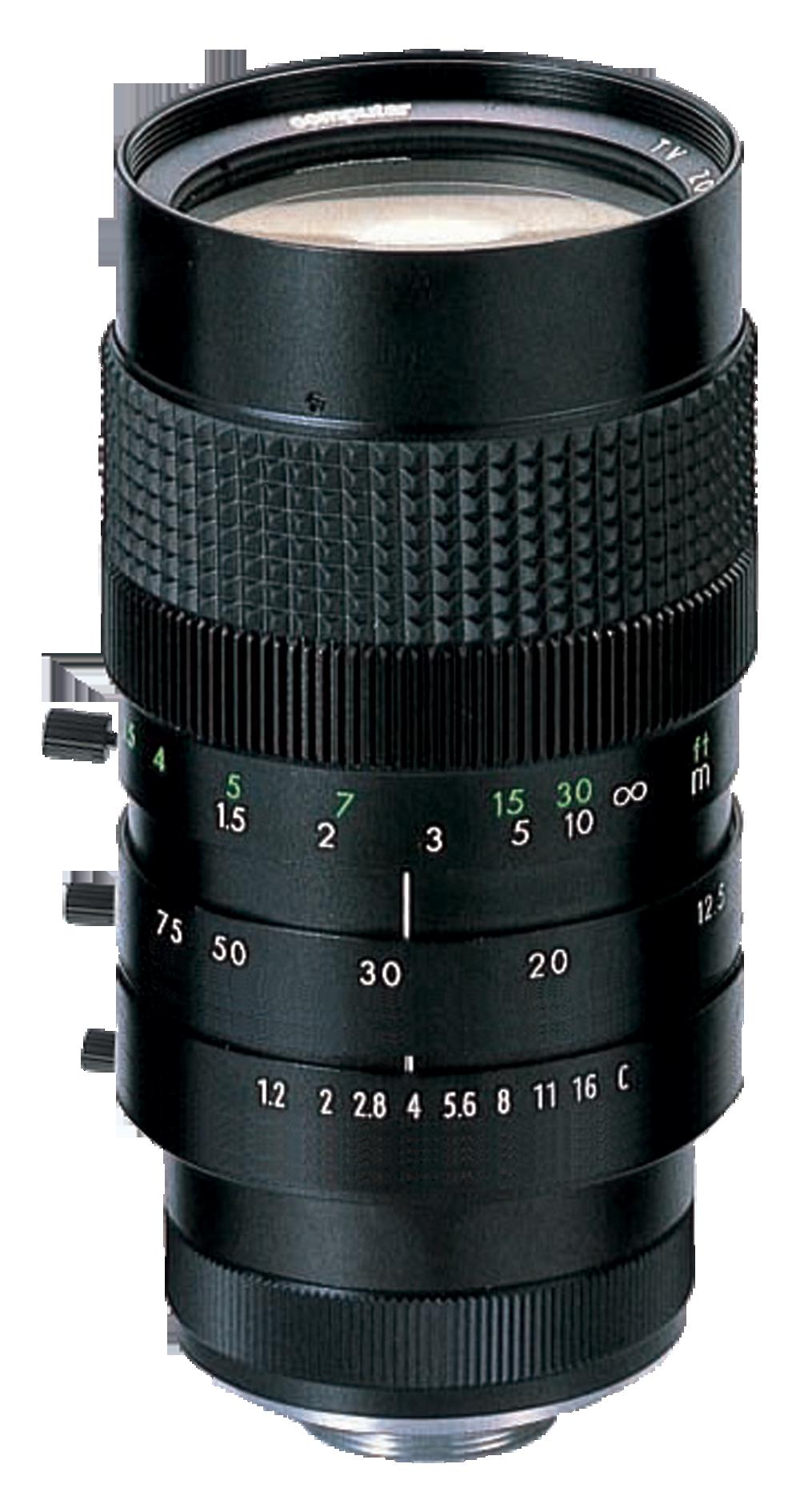 Computar 12.5-75mm f/1.2 zoom lens M6Z1212-3S