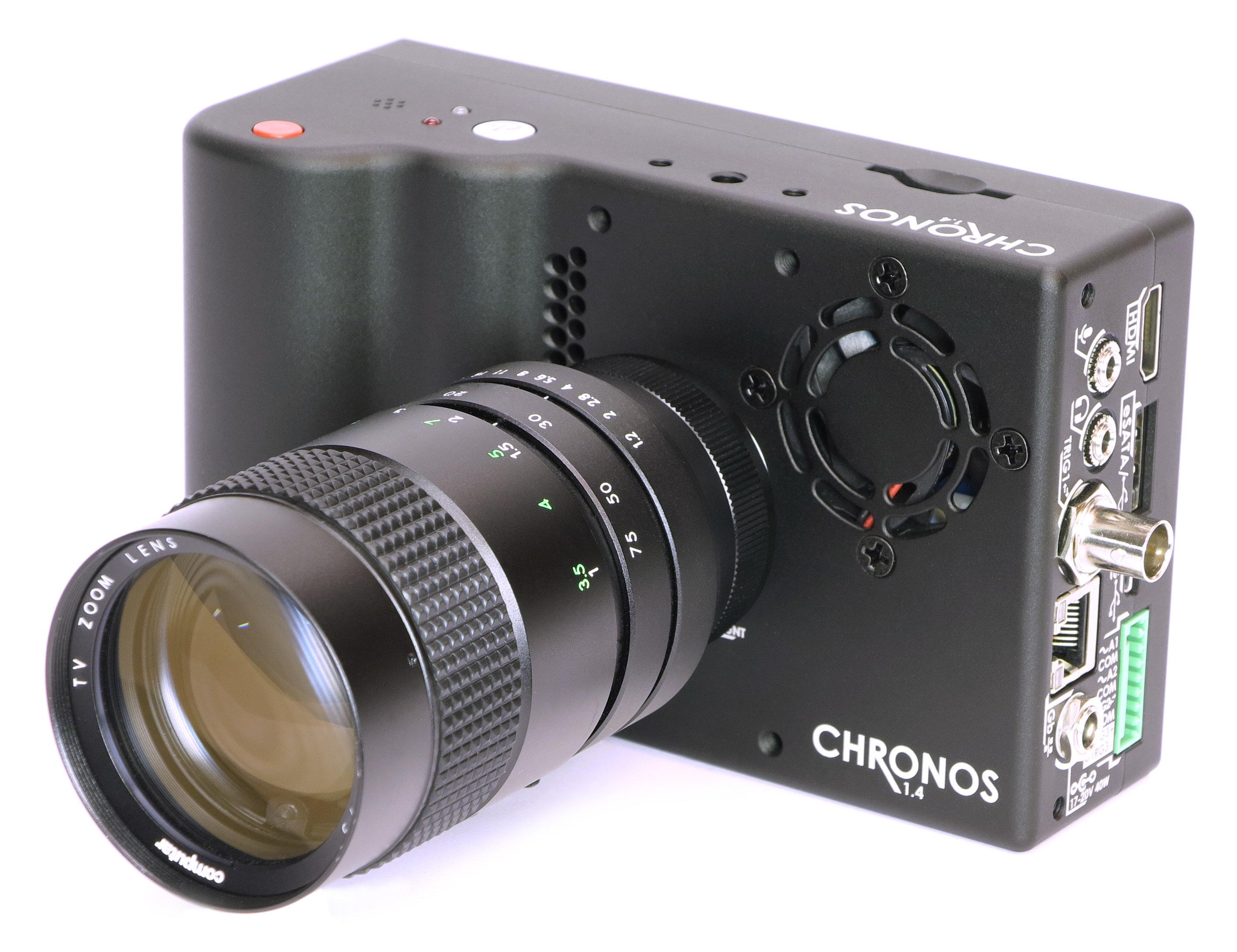 Chronos 1.4 high-speed camera