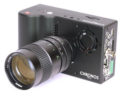 Chronos 1.4 high-speed camera