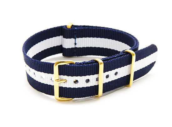 One white blue gold 58 gold