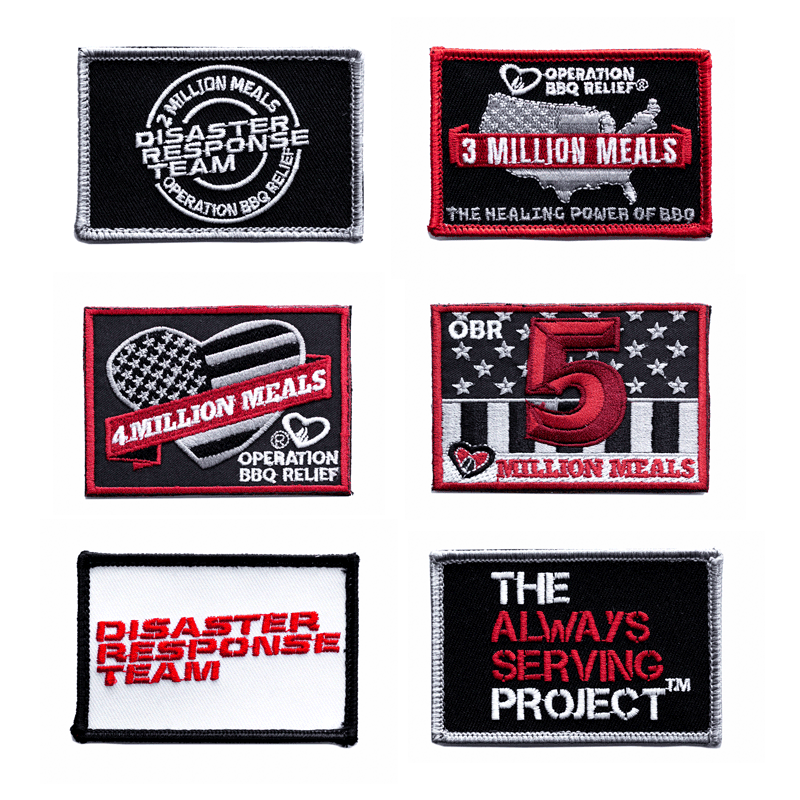 """The """"6 Pack"""" Patch Bundle 6PkPatch"""