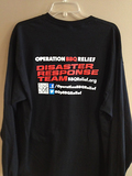 2014 - Disaster Response Team - T-Shirts (Black or Grey) Long Sleeve 2014-01