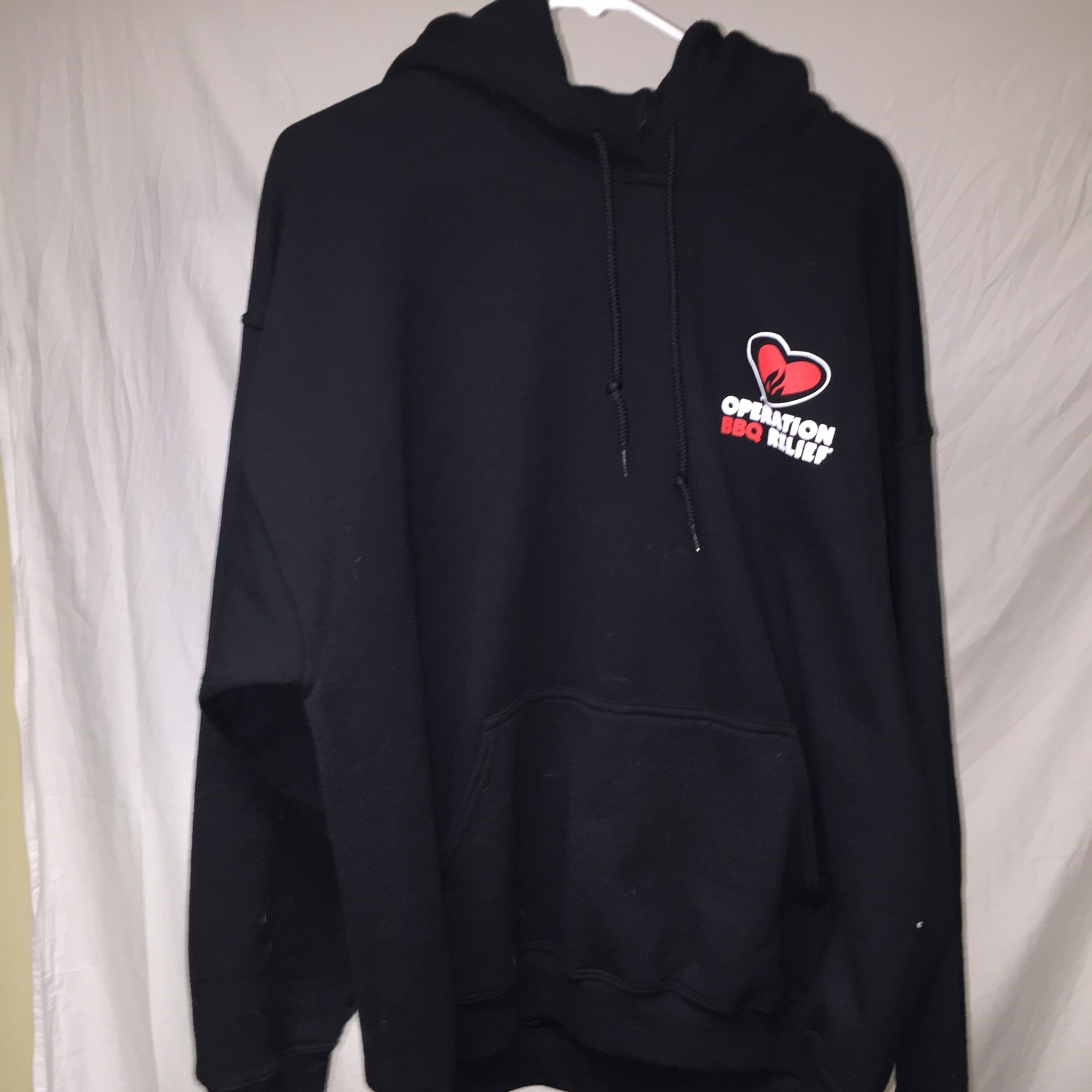 Operation BBQ Relief - Disaster Relief Hoodie