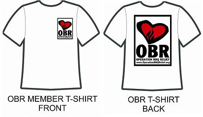 Operation BBQ Relief - Tee Shirt
