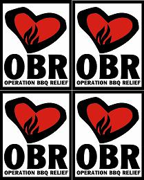 Operation BBQ Relief - Stickers 004