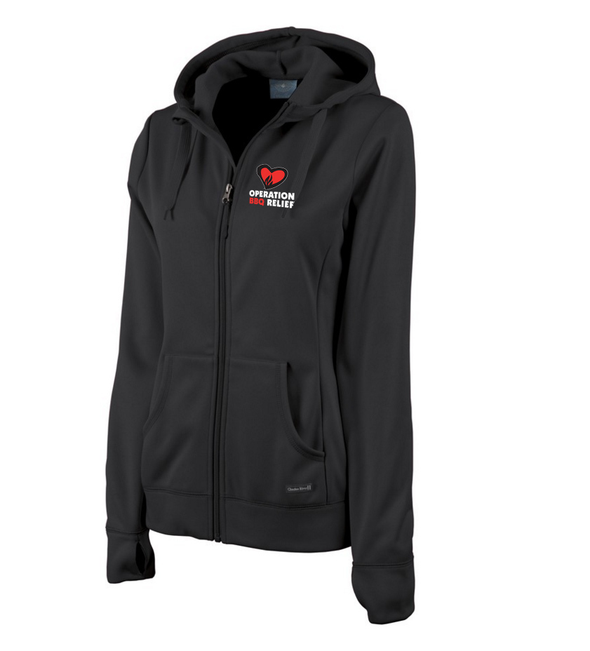 Ladies' - Stealth Zip Pullover Jacket 50056