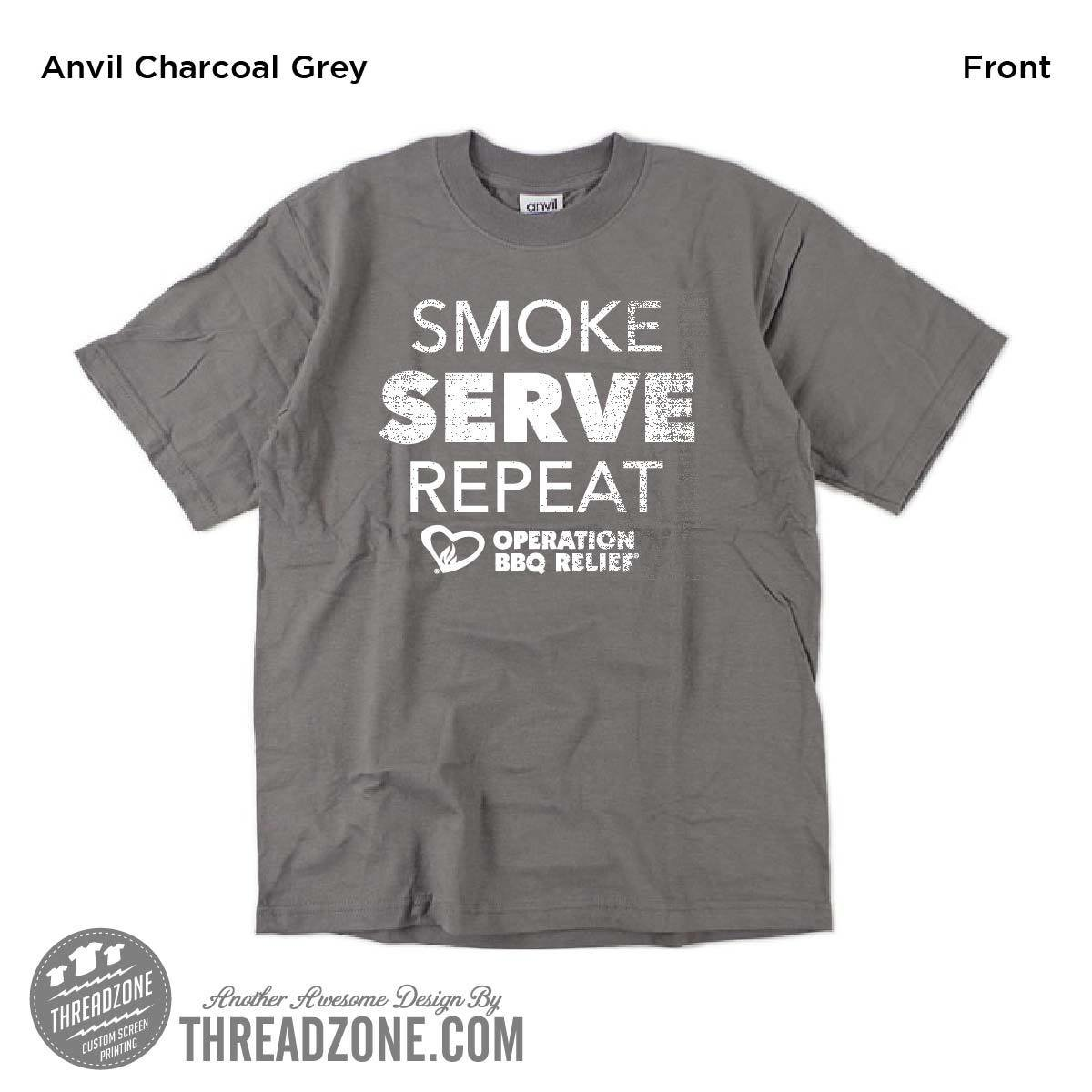 Smoke Serve Repeat 60009