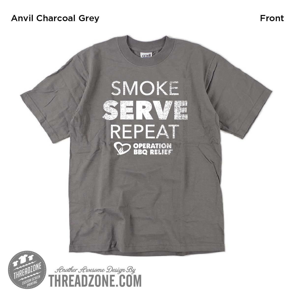 Smoke Serve Repeat - Volunteer Only 60010
