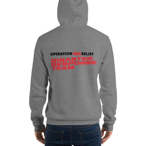 OBR Women's Bella + Canvas hoodie