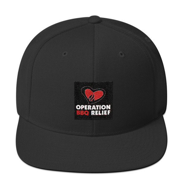 OBR Snapback Hat 60020