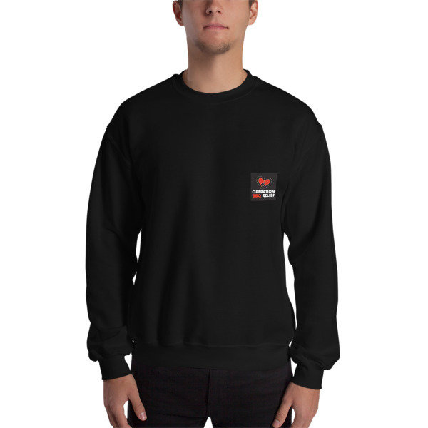#We Are OBR Sweatshirt (Black) 60025