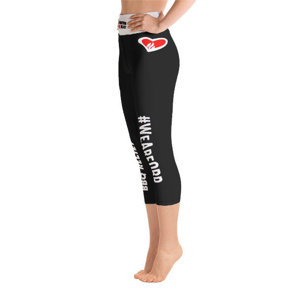 OBR Yoga Capri Leggings