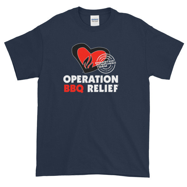 Operation BBQ Relief 2 Million Meals Short-Sleeve T-Shirt up to 5xl 60034