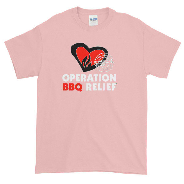 Operation BBQ Relief 2 Million Meals Short-Sleeve T-Shirt up to 5xl