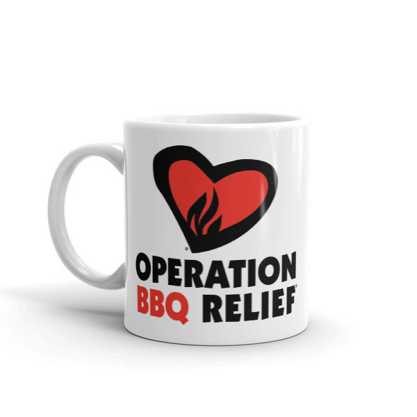 Operation BBQ Relief Coffee Mug 60037